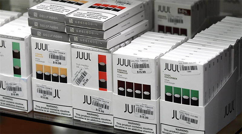 Juul Opened Its First Retail Store in Canada | VapinGood