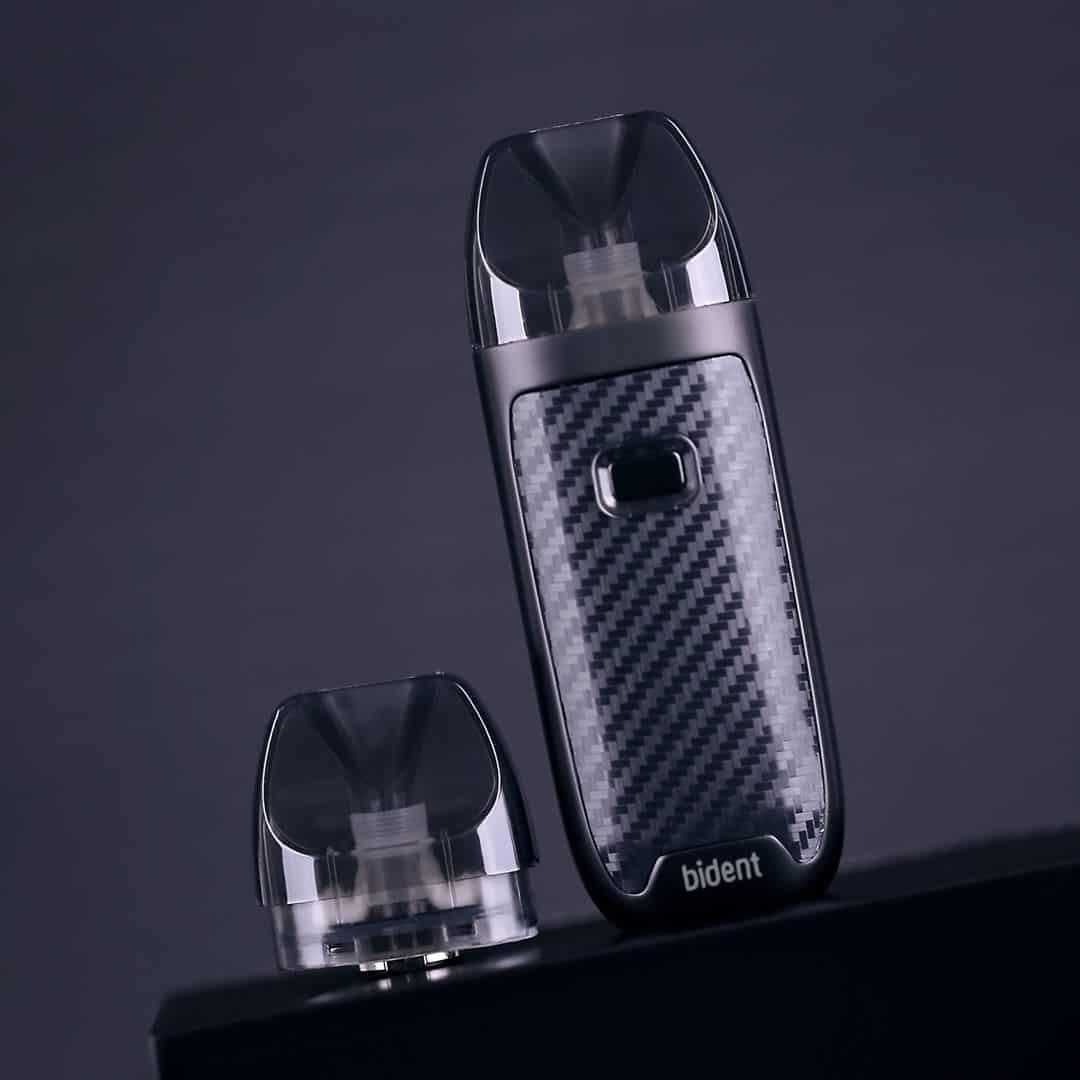 Dual Coil Pod Geekvape Bident Review Vapingood